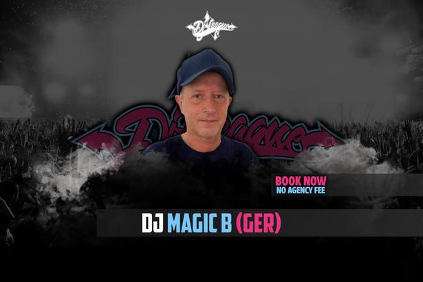 DJ-LEAGUE.NET | DJ Magic B - Wilhelmshaven (GER)