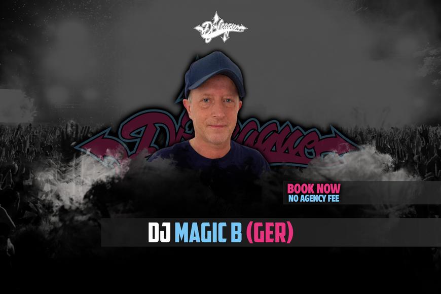 DJ-LEAGUE.NET   DJ Magic B - Wilhelmshaven (GER)