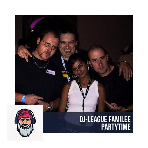 DJ-League.Net | DJ Flexmaster Dee