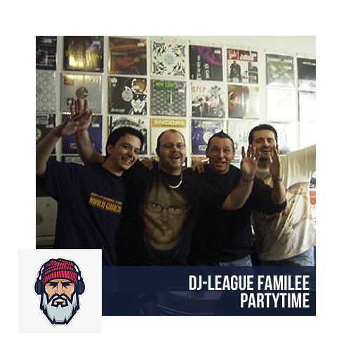 DJ-League.Net   DJ Flexmaster Dee