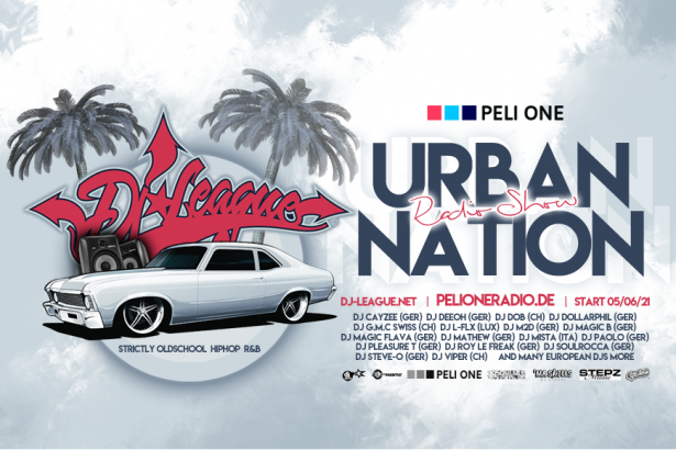 DJ-League | Urban Nation Radio Show