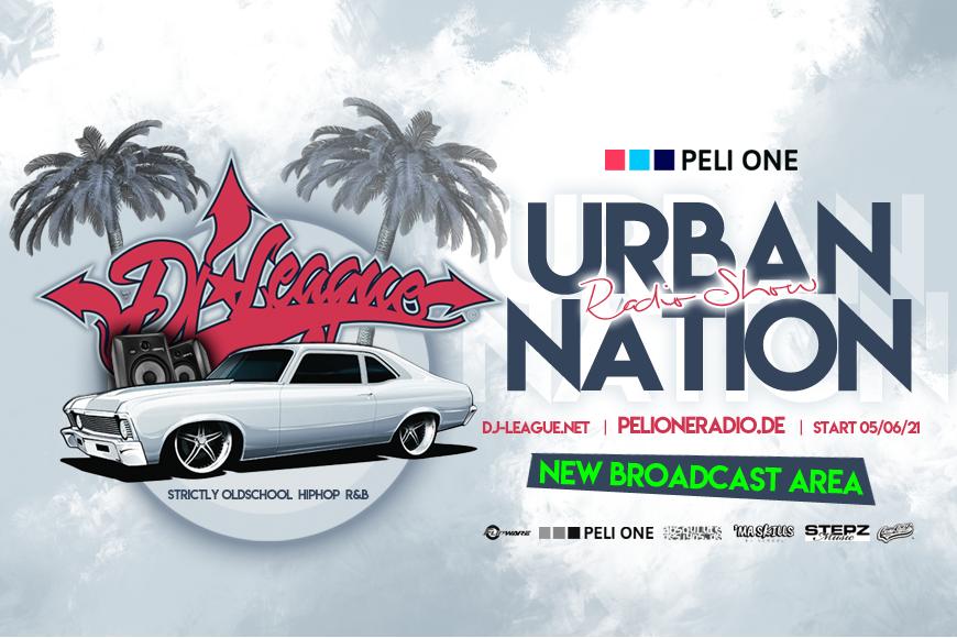 DJ-LEAGUE.NET | PeliOne - New Broadcast Area