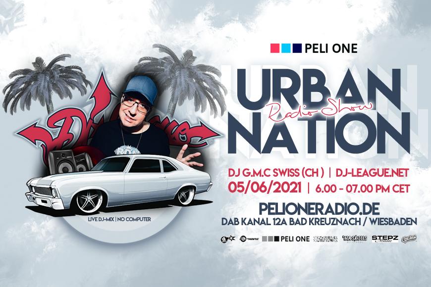 DJ-LEAGUE.NET | Urban Nation Radio Show #1