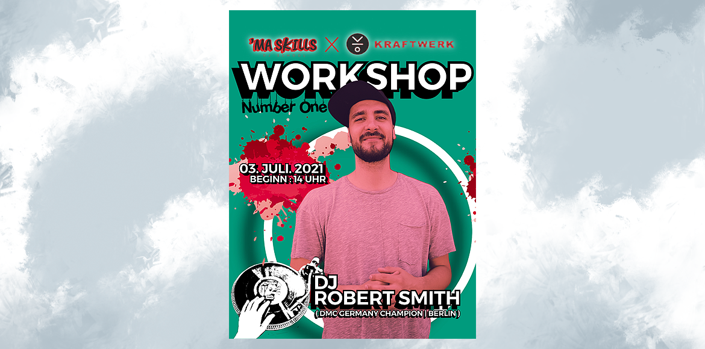 DJ-LEAGUE.NET   'Ma Skills DJ School - DJ Workshop