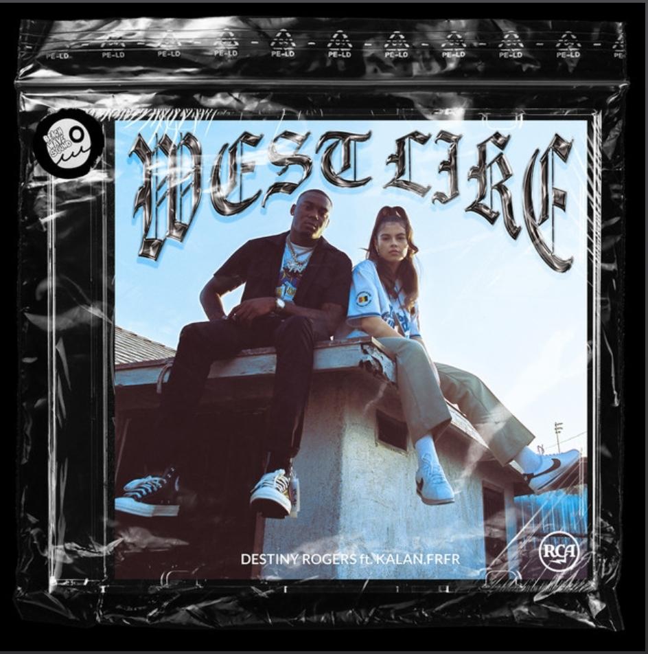 DJ-LEAGUE.NET   Destiny Rogers ft. Kalan.FrFr - West Like