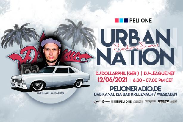 DJ-LEAGUE.NET | Urban Nation Radio Show 12/06/21