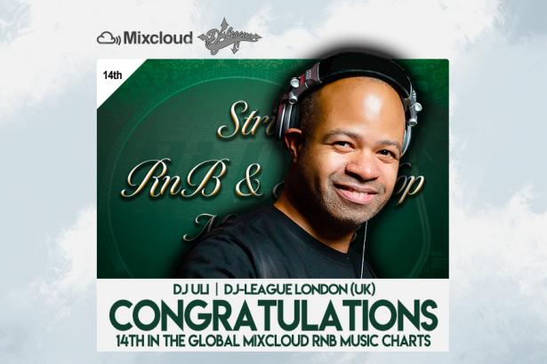 DJ-LEAGUE.NET | DJ Uli #14 at Mixcloud Global RNB-Charts