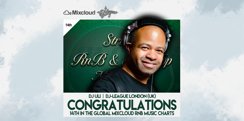 DJ-LEAGUE.NET   DJ Uli #14 at Mixcloud Global RNB-Charts