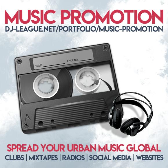 DJ-LEAGUE.NET | Music Promotion