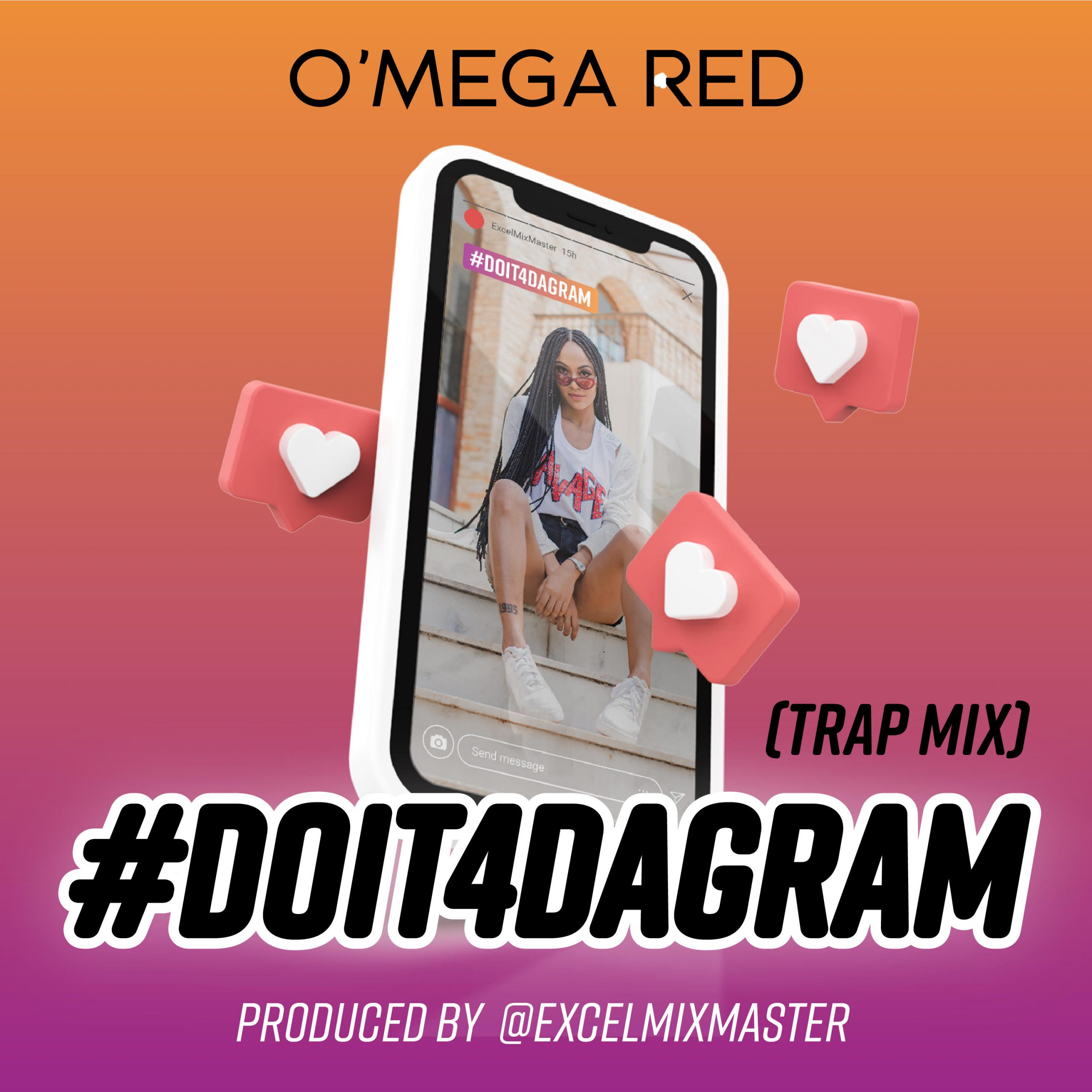 DJ-LEAGUE.NET | O'Mega Red -#DoIt4DaGram