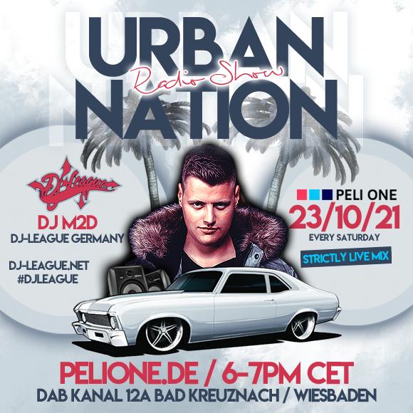 DJ-LEAGUE.NET   DJ M2D (GER)